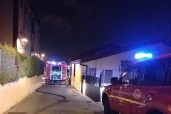 Policía Local desaloja a los ocupas de Aretxaaleta tras el último incendio