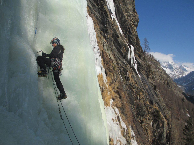 Sonia Casas Alpinista