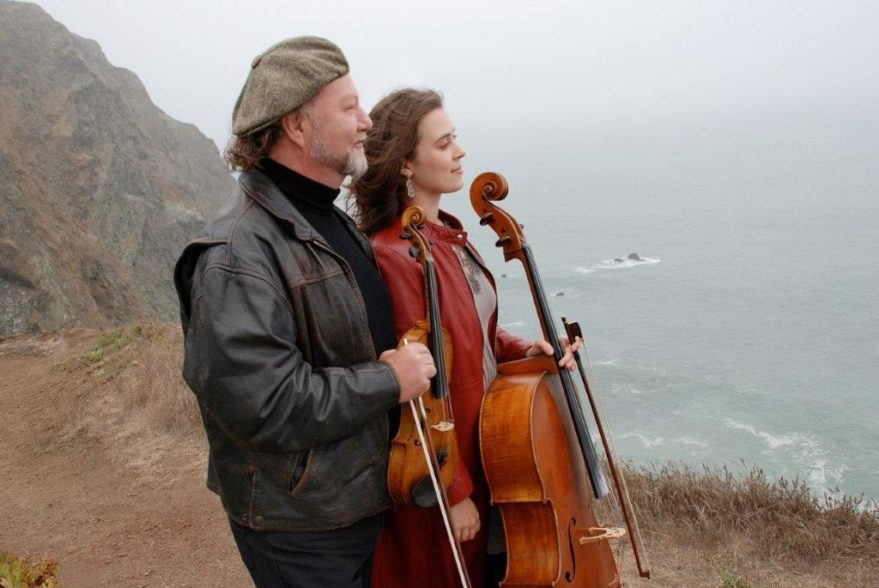 Alasdair Fraser y Natalie Hass