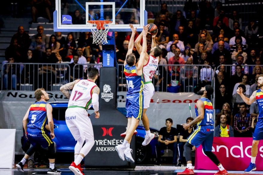 Andorra Baskonia derrota