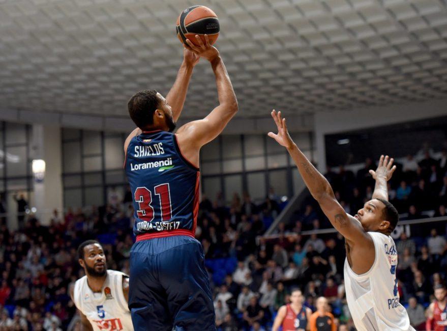 Buducnost Baskonia triples