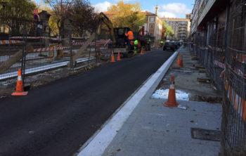 reforma calle san ignacio obras