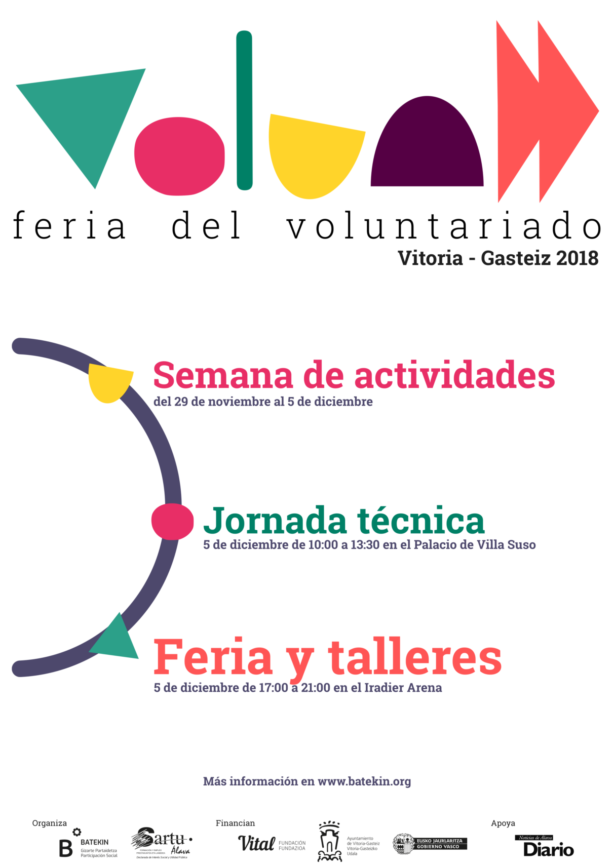 Día Internacional del Voluntariado