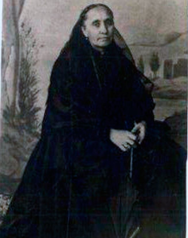 joaquina lopez de madariaga, poetisa alavesa del siglo XIX