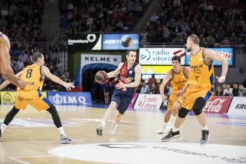 Baskonia reacciona en el primer partido de Perasovic