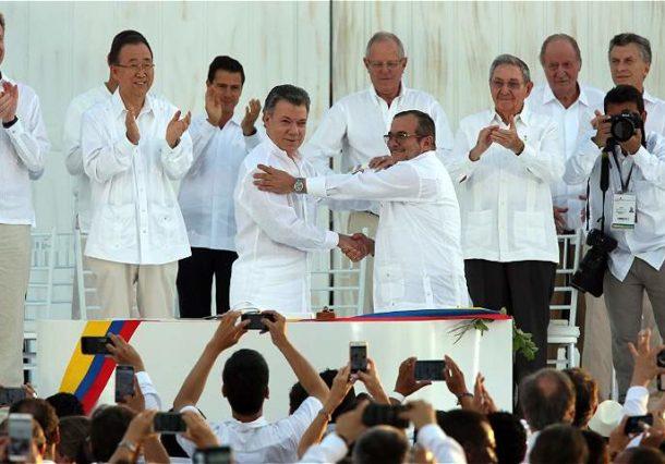 Colombia: el proceso de paz se debatirá en Vitoria-Gasteiz