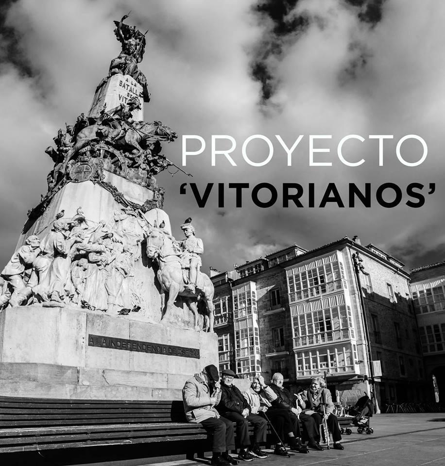 libro Vitorianos proyecto vitoria