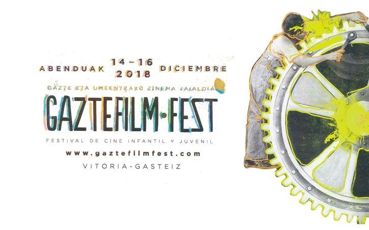 Gaztefilm Fest cartel 2018