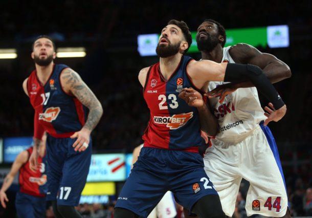Baskonia sigue vivo en Euroliga con el triunfo ante el CSKA