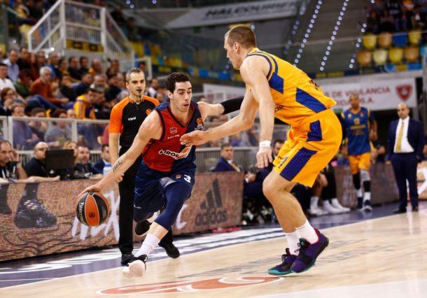 Baskonia conquista Gran Canaria y entra de lleno en la lucha por el Top 8