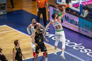 Baskonia tropieza en ACB al perder en Tenerife