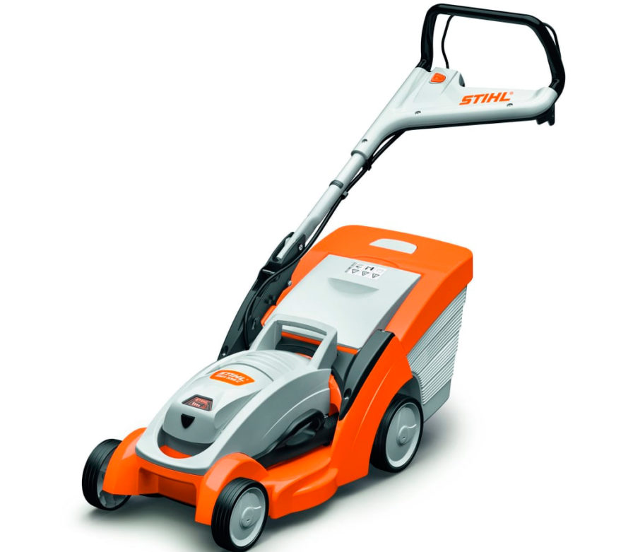 cortacesped manual stihl
