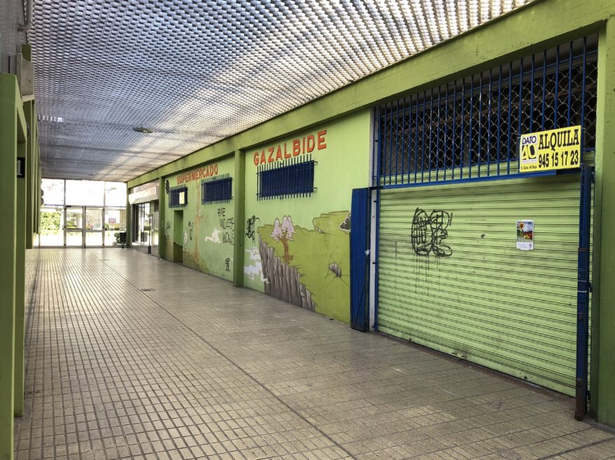 centro comercial gazalbide Vitoria