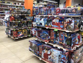 juguetes más vendidos vitoria