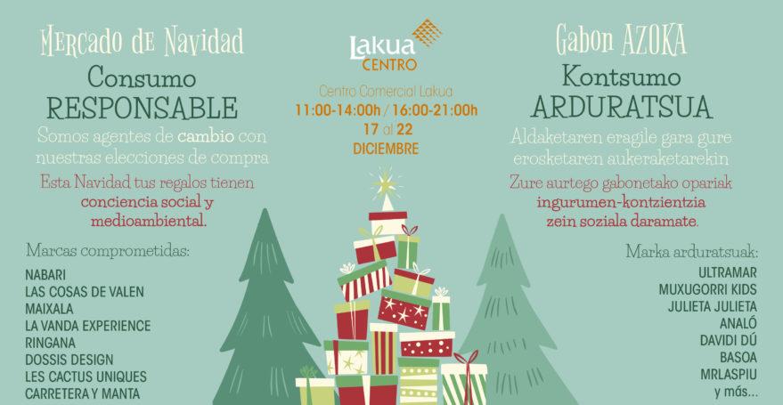 mercado navidad lakua