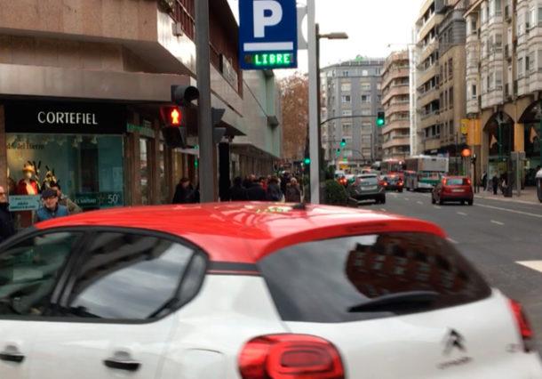 El parking Santa Bárbara reabre con más claridad y cambios en los accesos