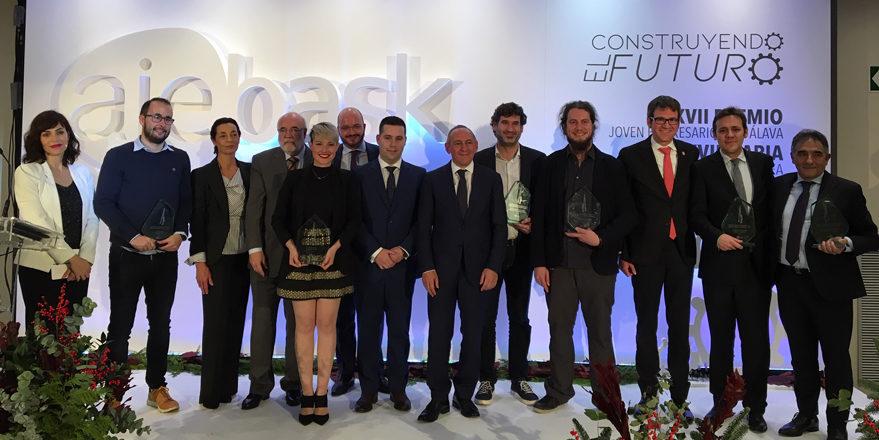 premios ajebask 2018 vitoria