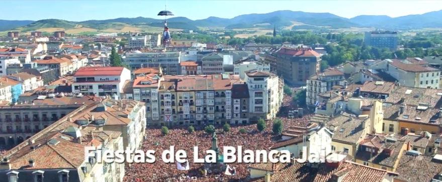 """VÍDEO: Vitoria-Gasteiz se prepara para """"un año redondo"""" con grandes eventos"""