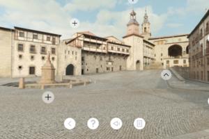 Vitoria-Gasteiz vuelve a 1850 con una visita virtual por sus calles