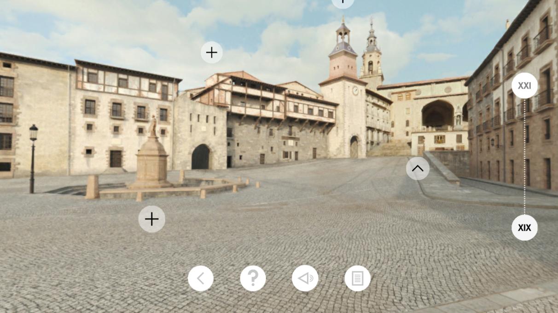 Vitoria-Gasteiz vuelve a 1850 con una visita virtual por sus calles | Gasteiz Hoy