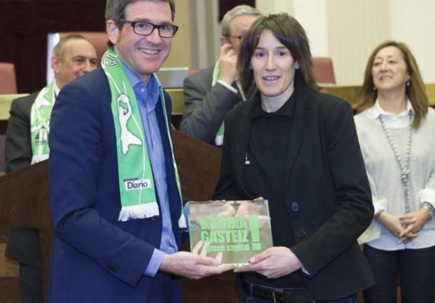 Livia López y Ana Oregi entran en la candidatura de Urtaran al Ayuntamiento