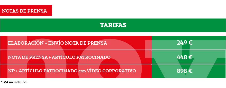tarifas-notas-de-prensa-gasteiz-hoy-2019