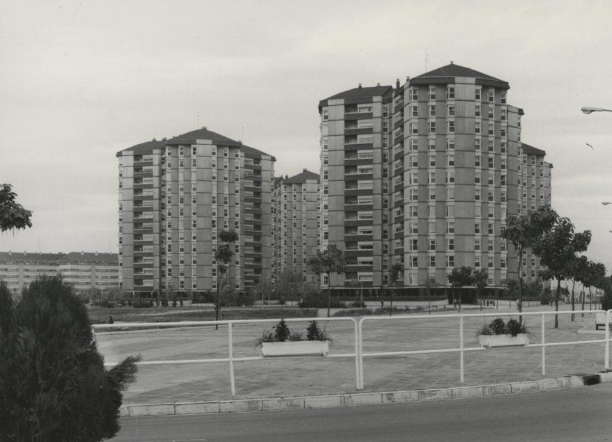 Gazalbide en la calle Honduras en 1979 vimuvisa