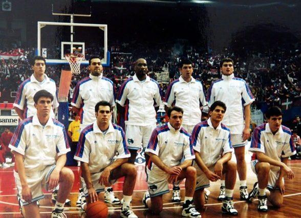 Lausanne 94: 25 años de la primera final europea del Baskonia
