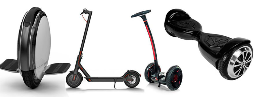 vehículos movilidad eléctrica