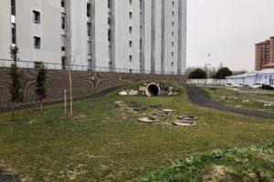 FOTOS: Elejalde ya tiene su parque naturalizado con circuito y zona multideporte