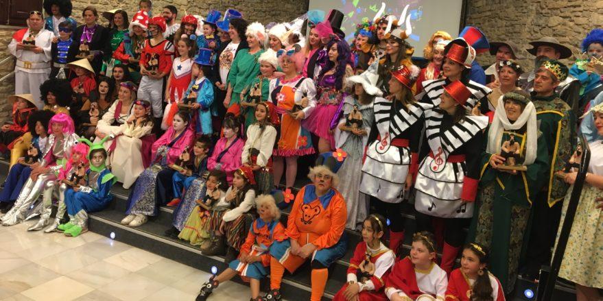 Vitoria celebra el carnaval 2021 en los colegios
