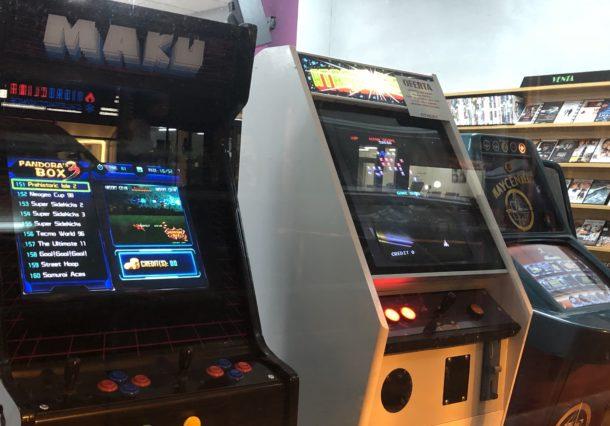 Cartuchos y máquinas recreativas por 500€: vuelven los videojuegos retro