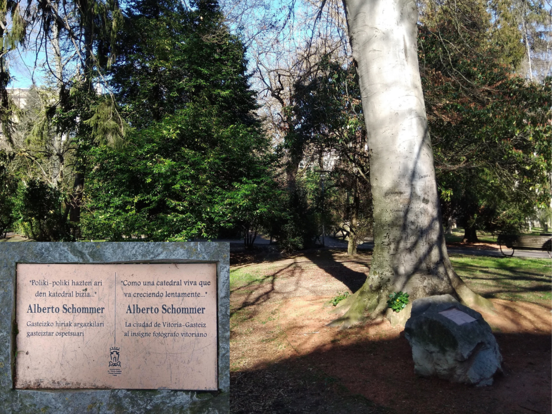 Placas conmemorativas-Vitoria-Historia-Schommer