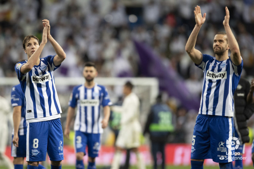 alaves madrid goleada bernabeu