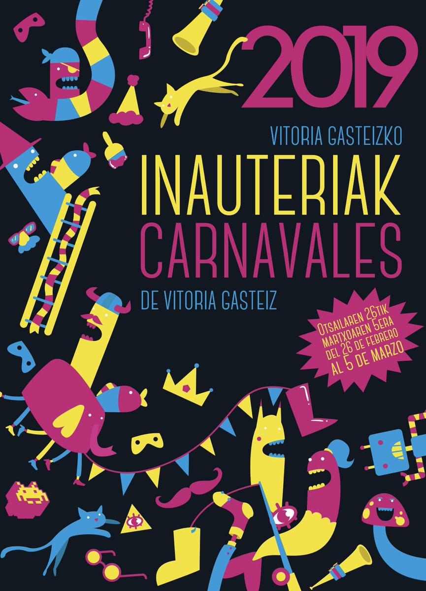 carnaval vitoria 2019