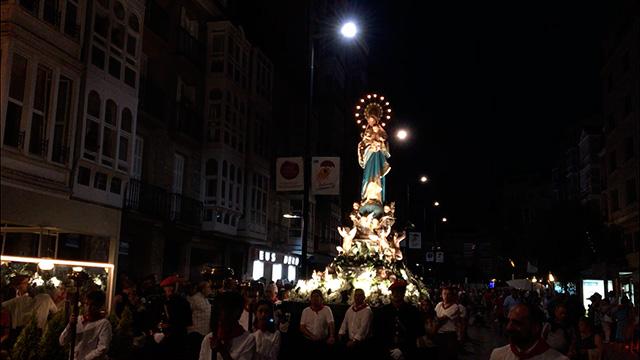 felicia olave rosario virgen blanca