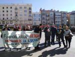 Huelga fundación Beroa