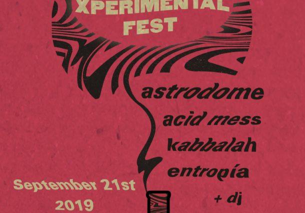 Xperimental Fest: psicodelia en el Jardín de Falerina