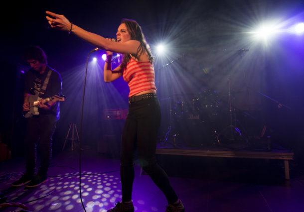 Outgravity y Nerabe ponen la música en el estreno de Gauekoak