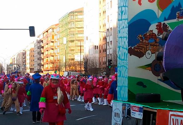 subvencion comparsas carnaval vitoria