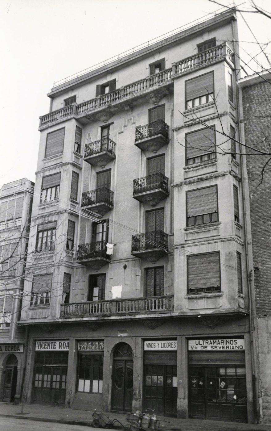 edificio comandante izarduy años treinta