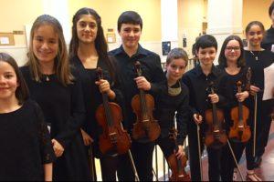 El concurso Jóvenes Músicos y Músicas de Euskadi reunirá a 150 alumnos en Vitoria