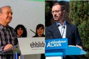 PP y EH Bildu dan por hecho que lucharán por el cuarto escaño