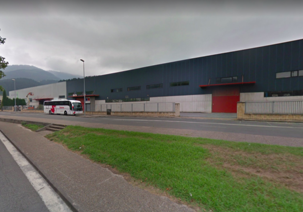 Dos menores detenidos por robar cobre en una empresa de Llodio