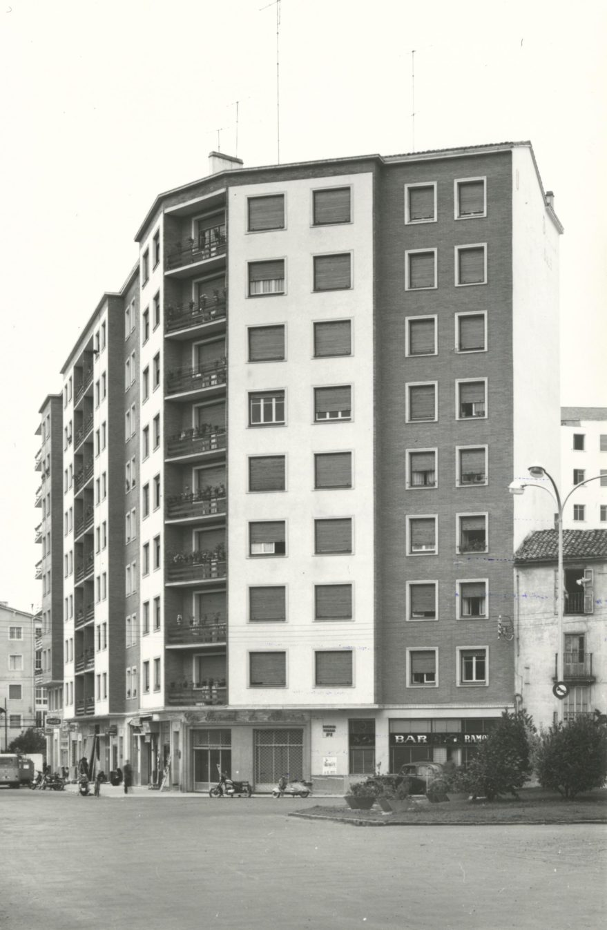 1964 san cristobal edificio