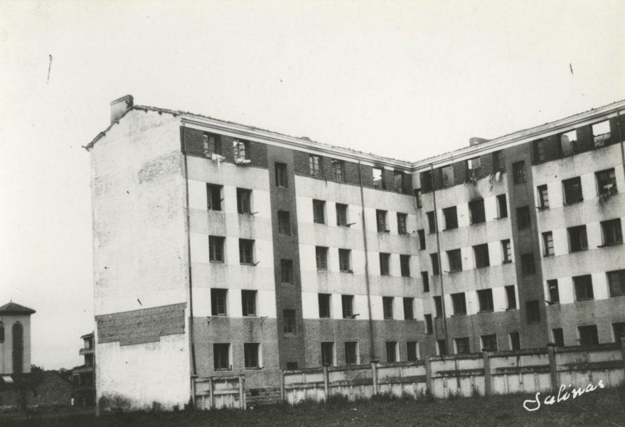 incendio san cristobal 1946