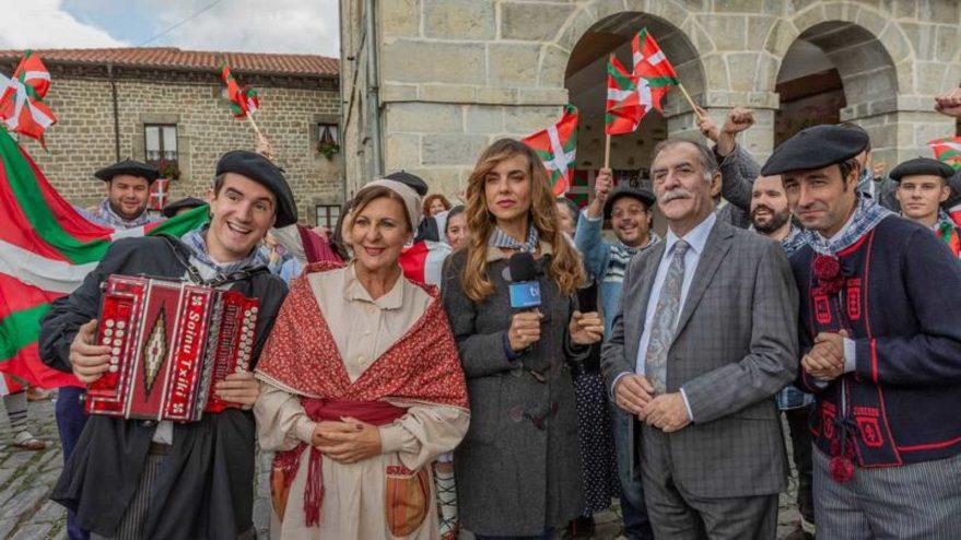 Cartel la pequeña suiza