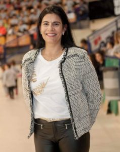 Ainhoa Sánchez fundadora y entrenadora Biribildu