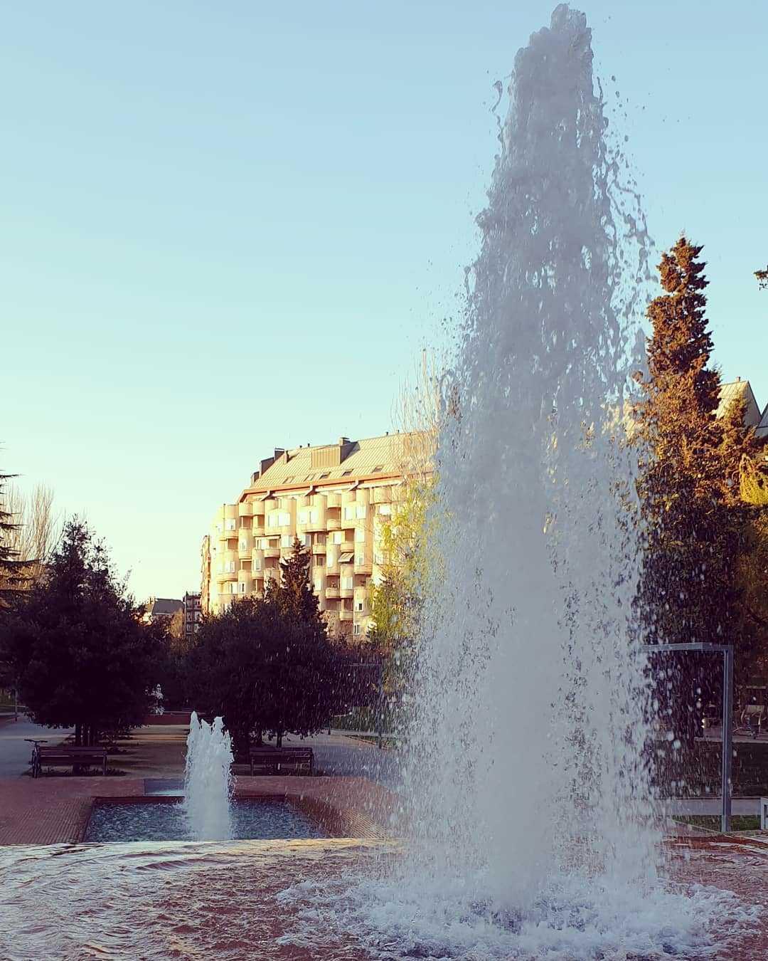 Parque del norte, Vitoria, @freddyomorales, lugares con encanto
