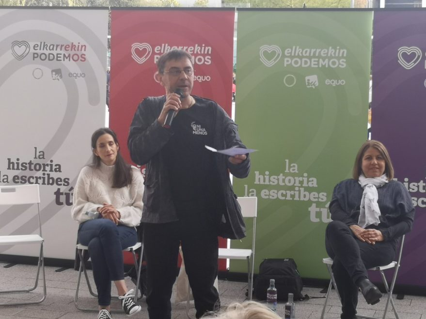 Monedero en Vitoria